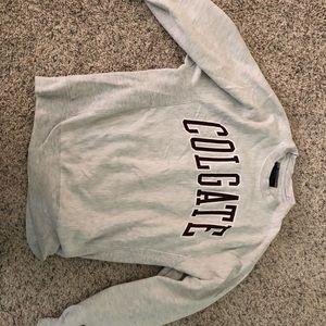 Colgate University Original CHAMPION Sweatshirt